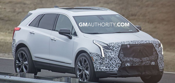 79 All New Spy Shots Cadillac Xt5 Rumors