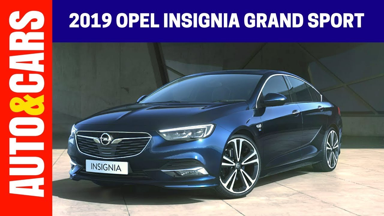 79 Best 2019 New Opel Insignia Exterior and Interior