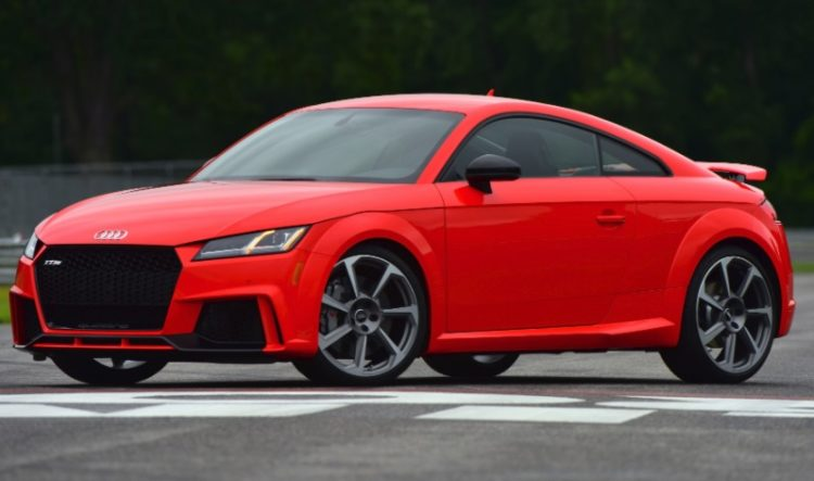 79 Best 2020 Audi TTS Spy Shoot