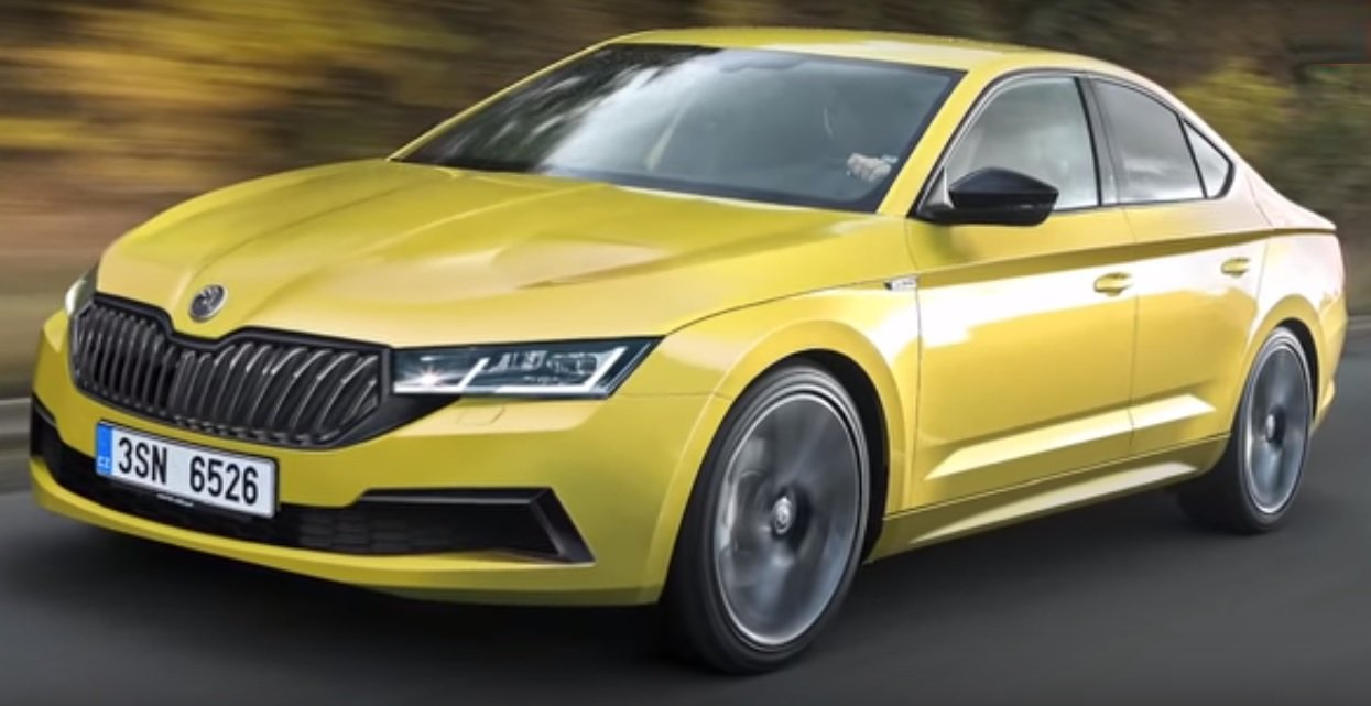 79 Best 2020 New Skoda Superb Spy Shoot