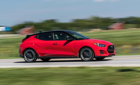 79 New 2019 Hyundai Veloster Turbo Concept