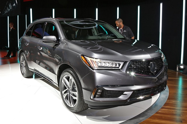 79 New 2020 Acura Mdx Rumors Pricing