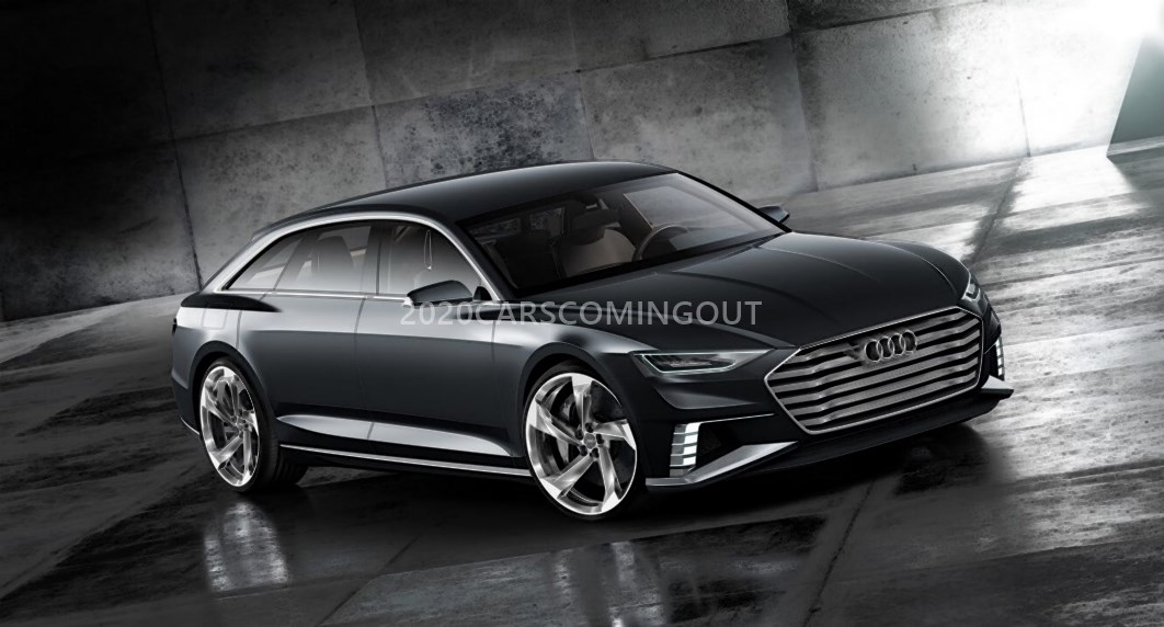 79 New 2020 Audi A8 Review