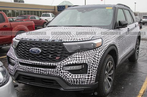 79 New 2020 Ford Explorer Sports Rumors