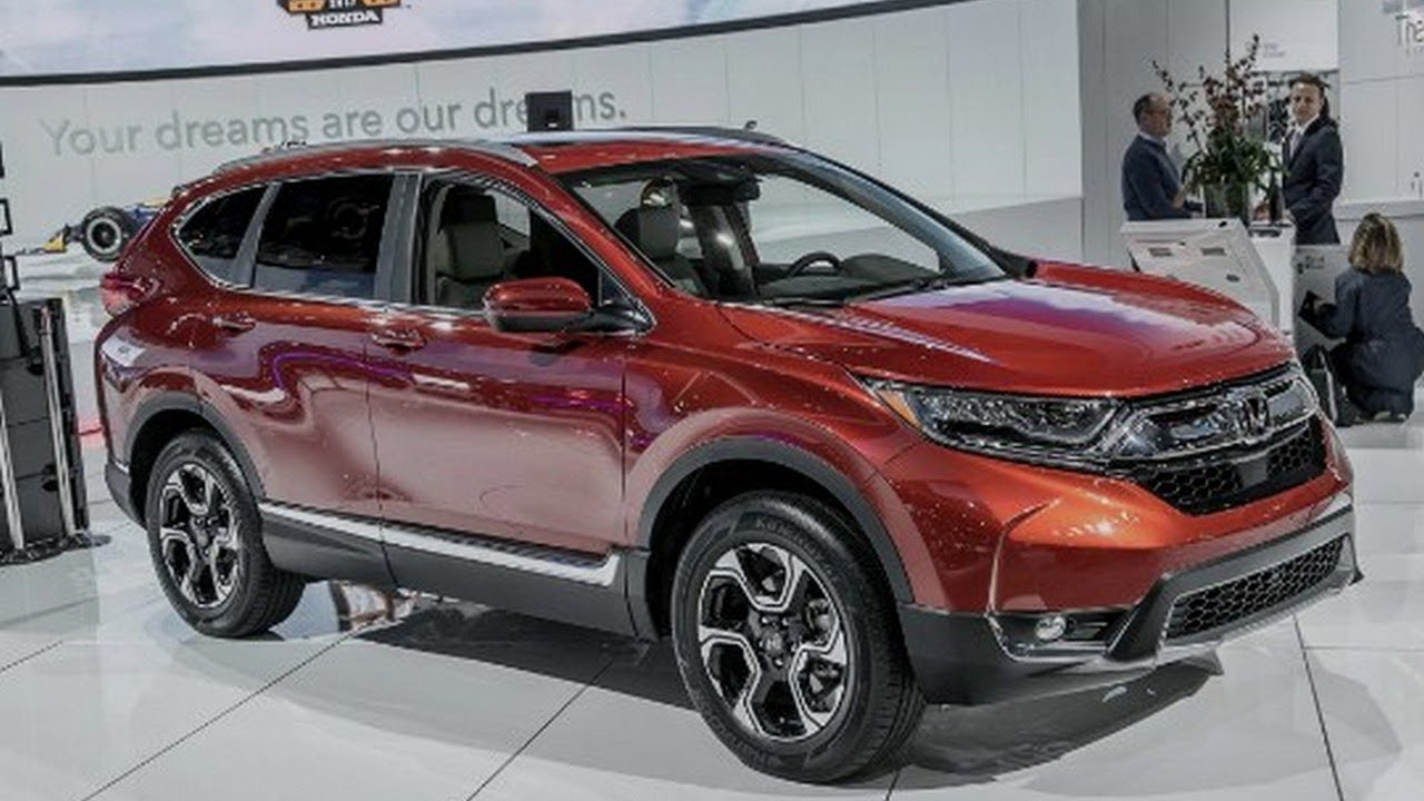 79 New 2020 Honda CRV Performance and New Engine