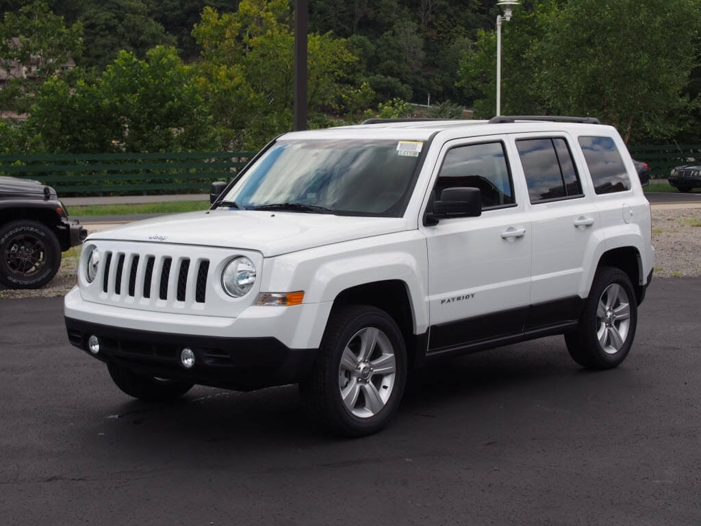 79 New 2020 Jeep Patriot Review