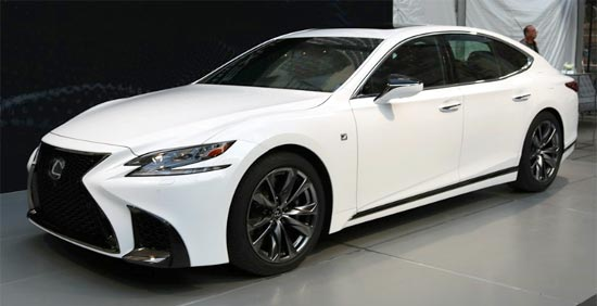 79 New 2020 Lexus Ls 460 Research New