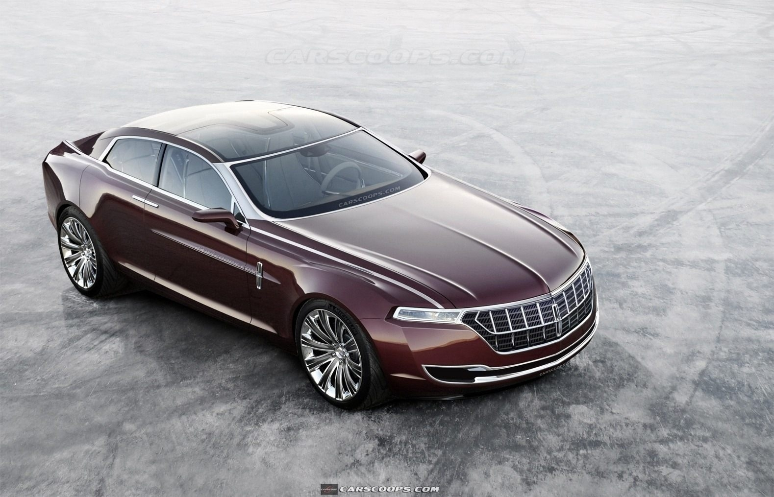 79 New Spy Shots Lincoln Mkz Sedan Model