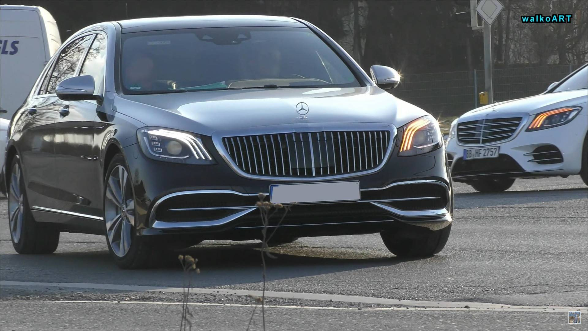 79 The 2019 Mercedes S Class Spesification