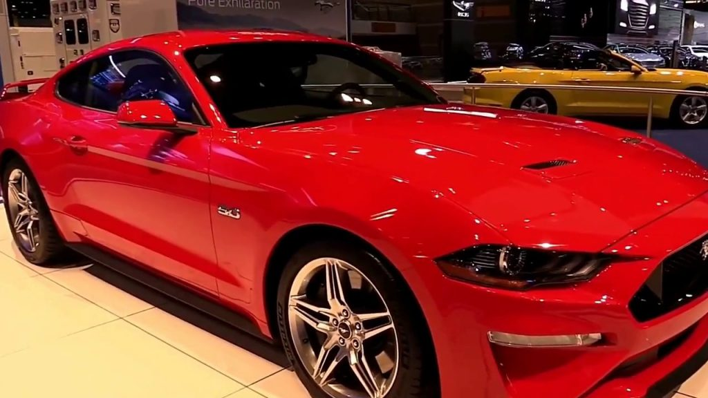 79 The 2019 Mustang Mach Rumors