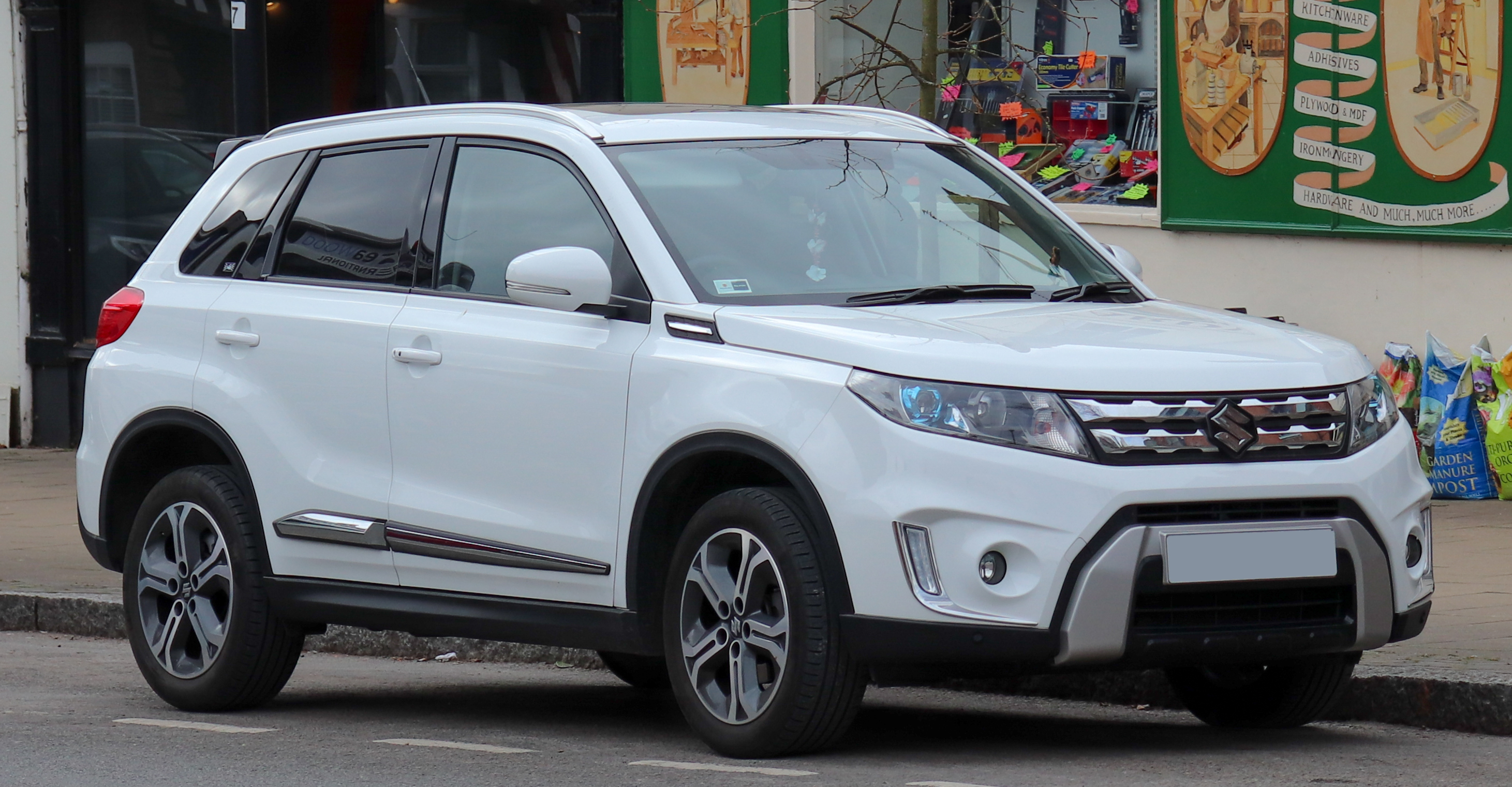 79 The 2019 Suzuki Grand Vitara Specs