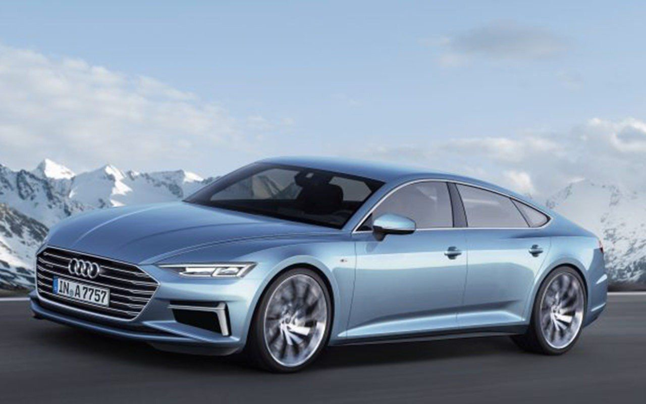 79 The 2020 All Audi A7 New Model and Performance