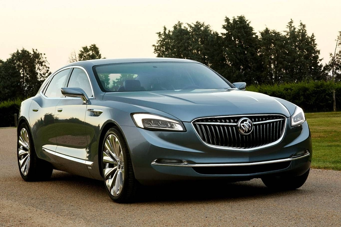 79 The 2020 Buick Park Avenue First Drive