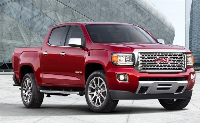 79 The 2020 GMC Canyon New Review