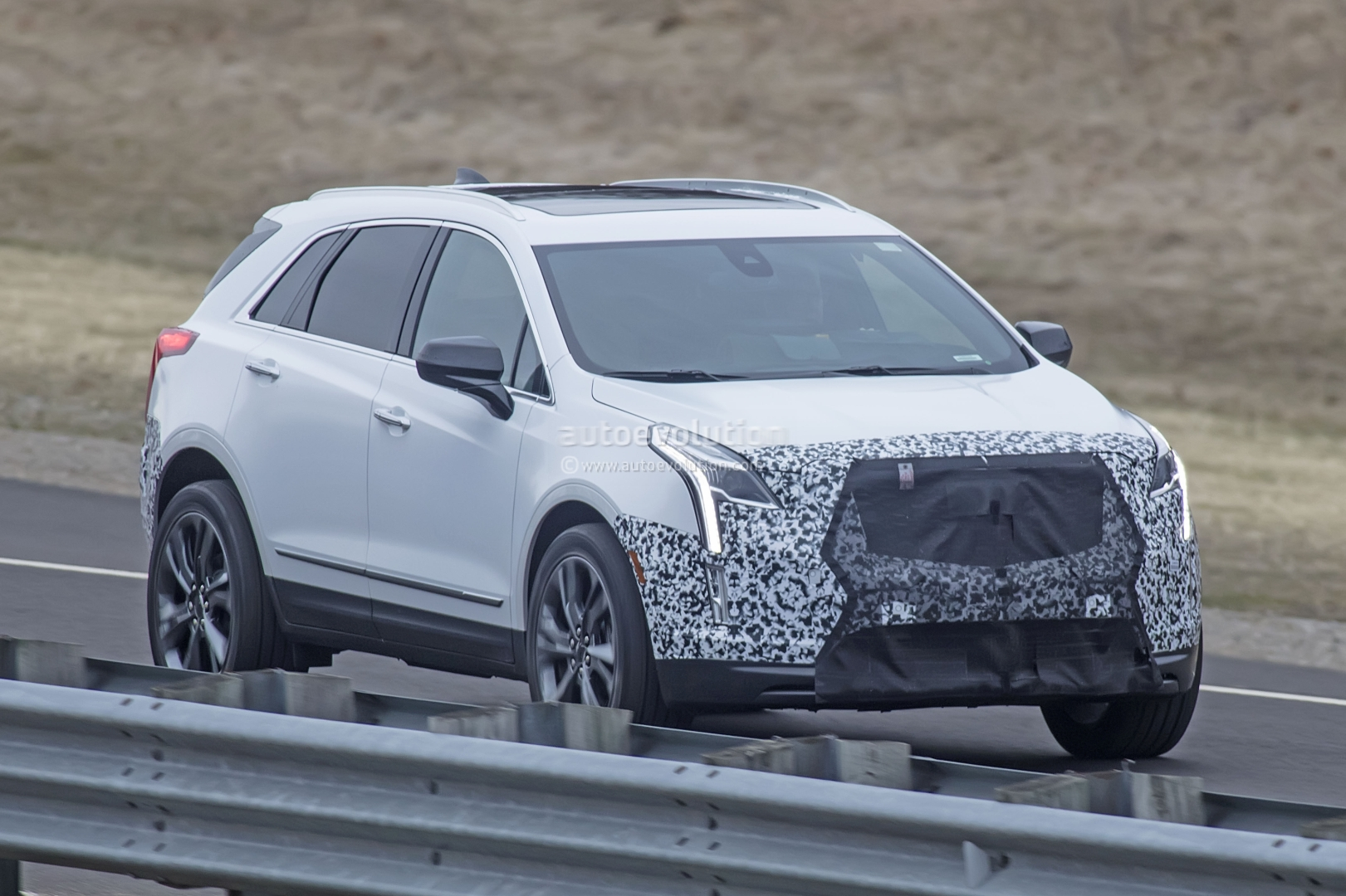 79 The 2020 Spy Shots Cadillac Xt5 Release