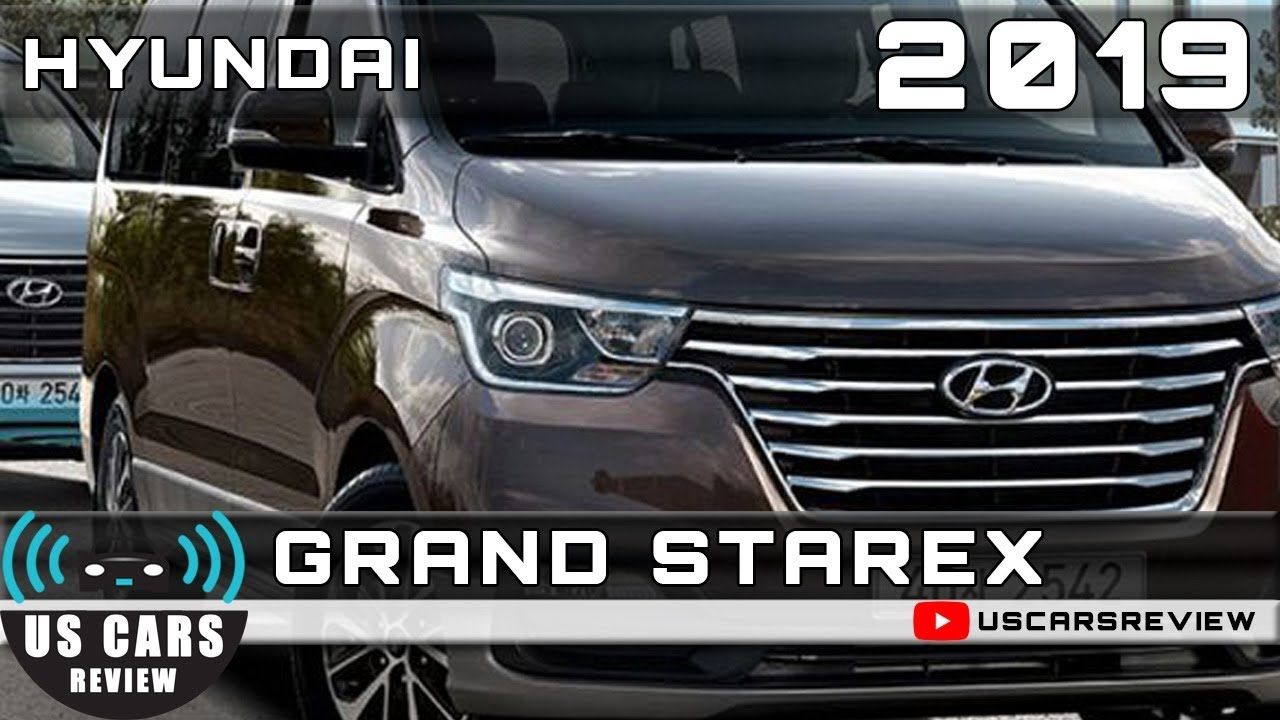 79 The Best 2019 Hyundai Starex Performance and New Engine