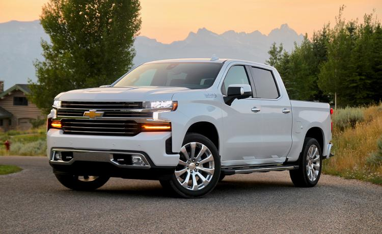 79 The Best 2019 Silverado 1500 Interior