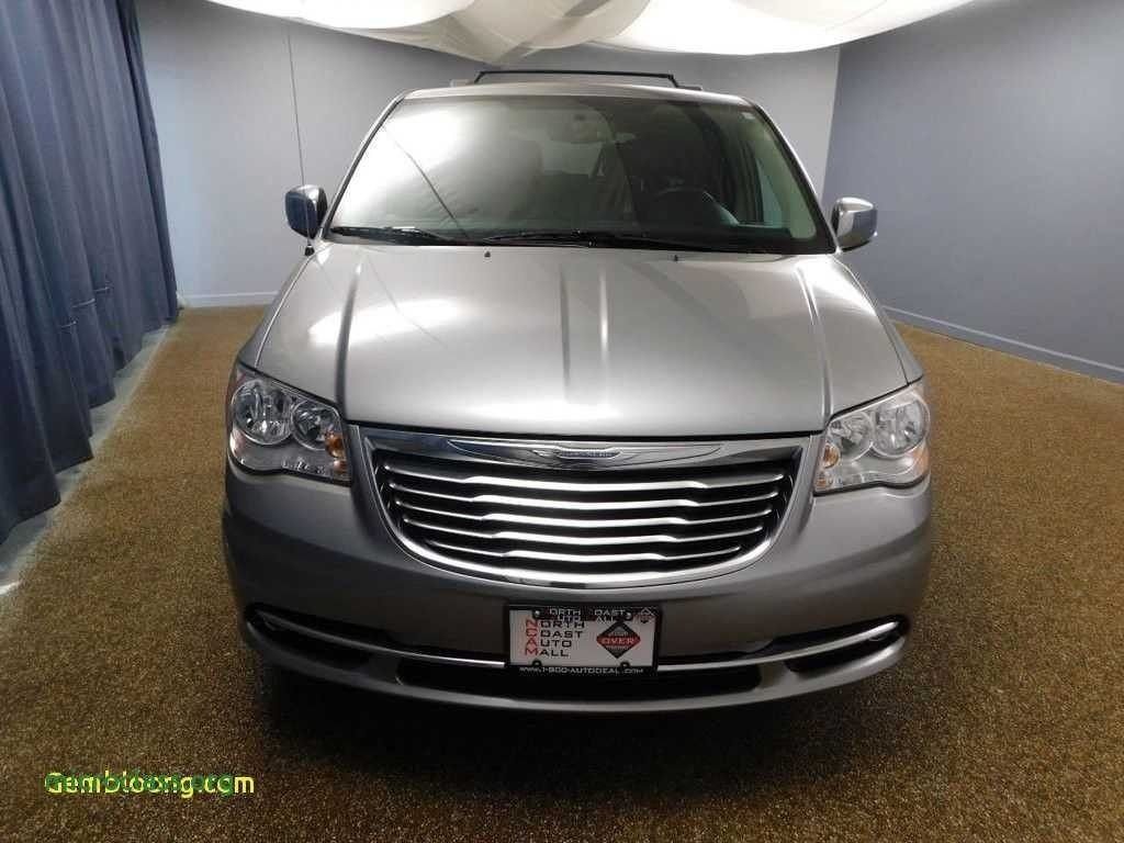 79 The Best 2020 Chrysler Town Country Awd Engine