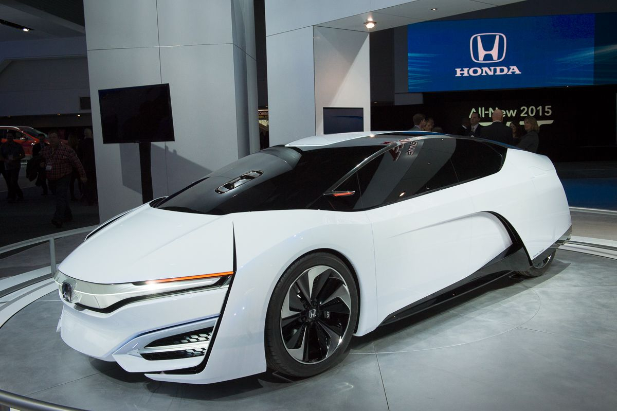 79 The Best 2020 Honda Fcev Price and Review