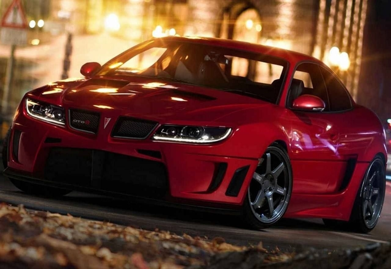 79 The Best 2020 Pontiac GTO Redesign and Review