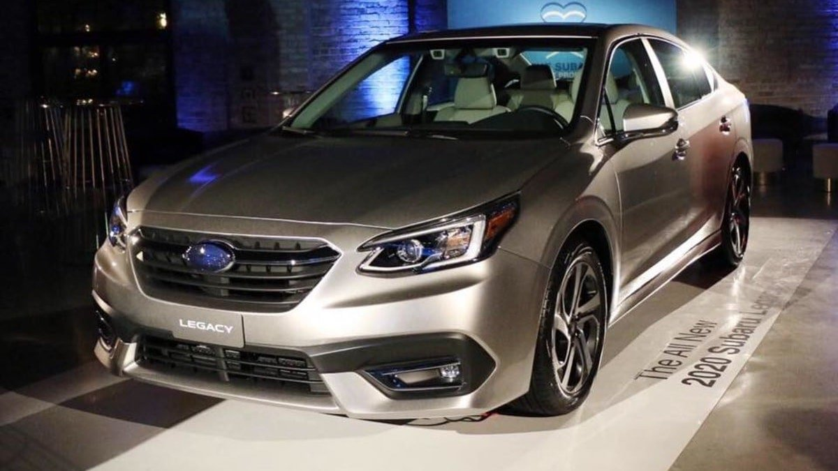 79 The Best 2020 Subaru Legacy Rumors