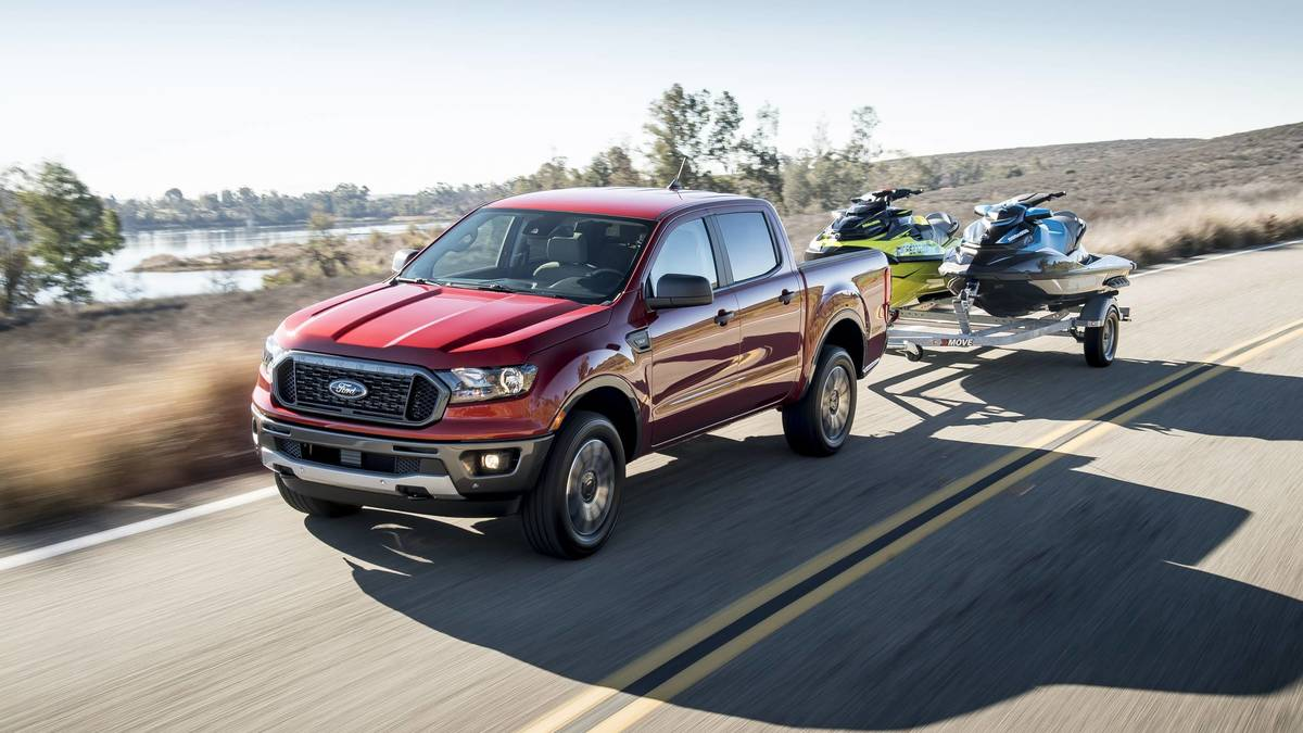 80 A 2019 Ford Ranger Usa Redesign