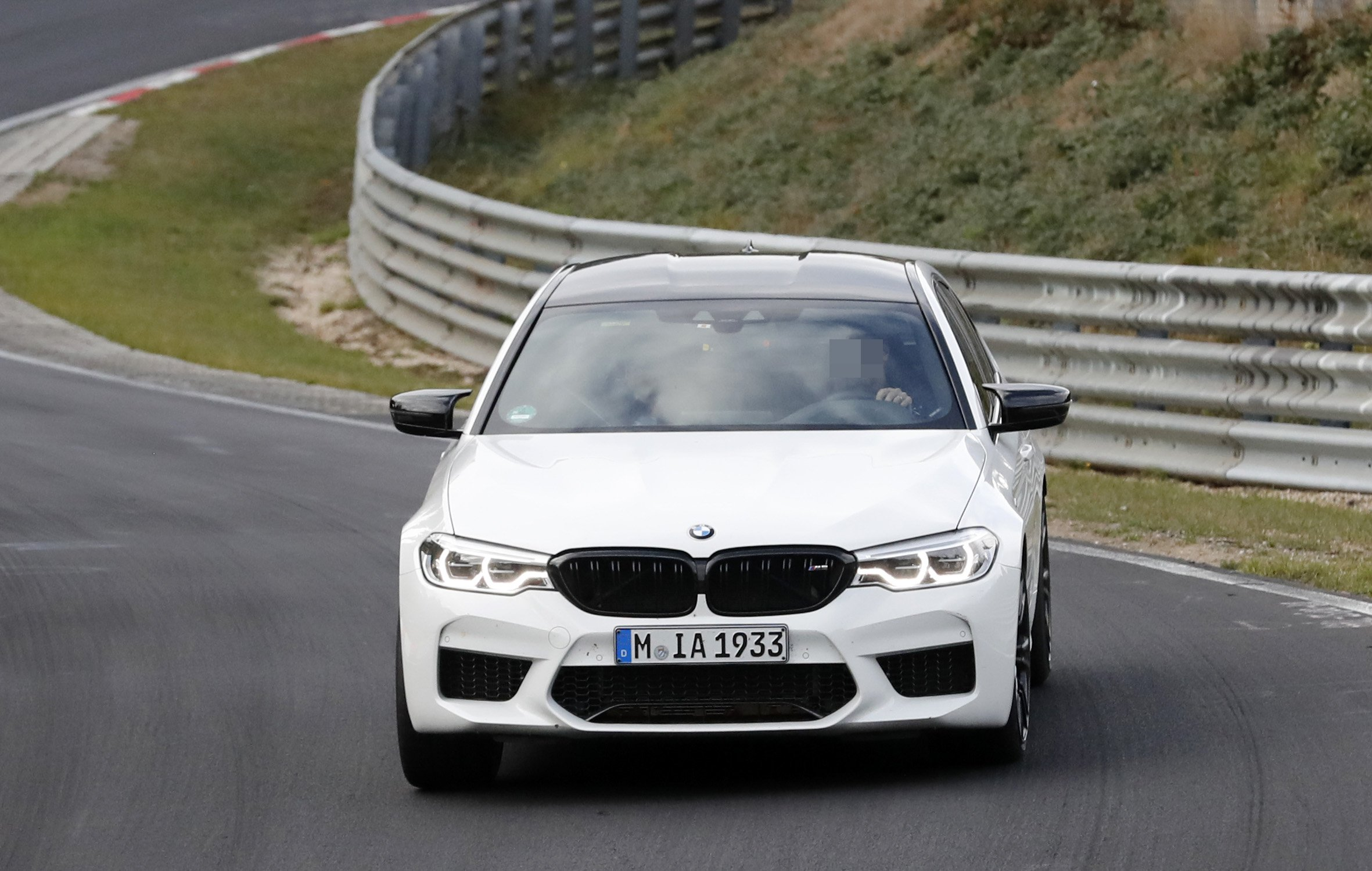 80 A 2020 BMW M5 Get New Engine System New Concept