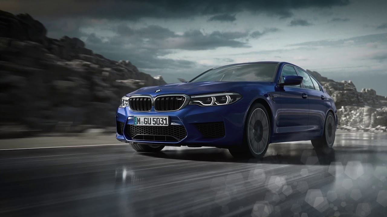 80 A 2020 BMW M5 Xdrive Awd Price and Review