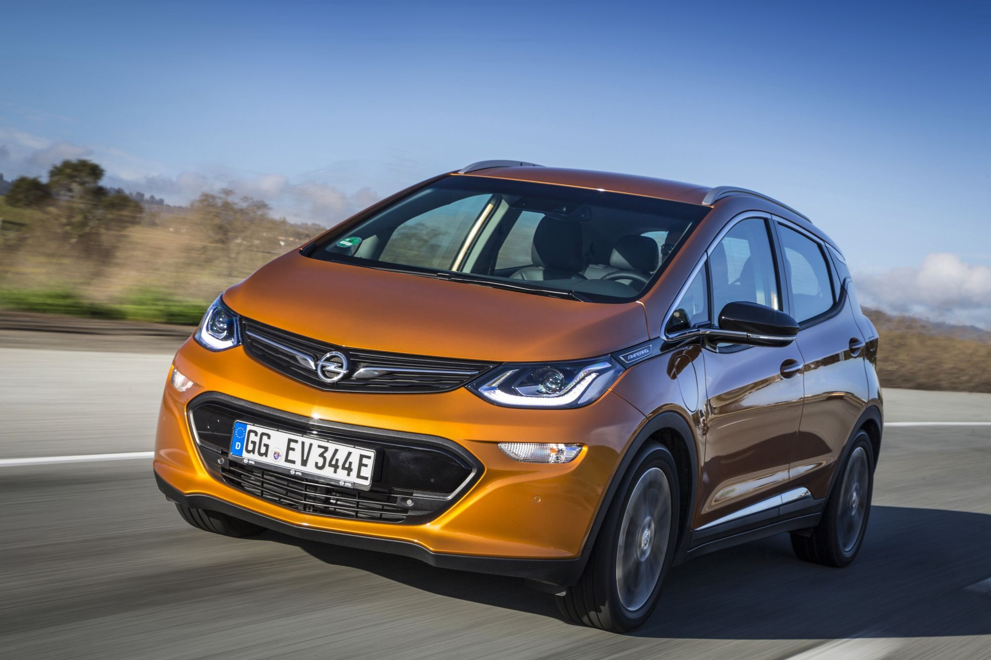 80 A 2020 Opel Ampera Review