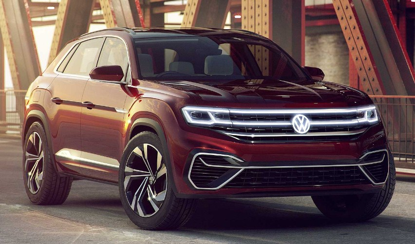 80 A 2020 Volkswagen Cross Spesification