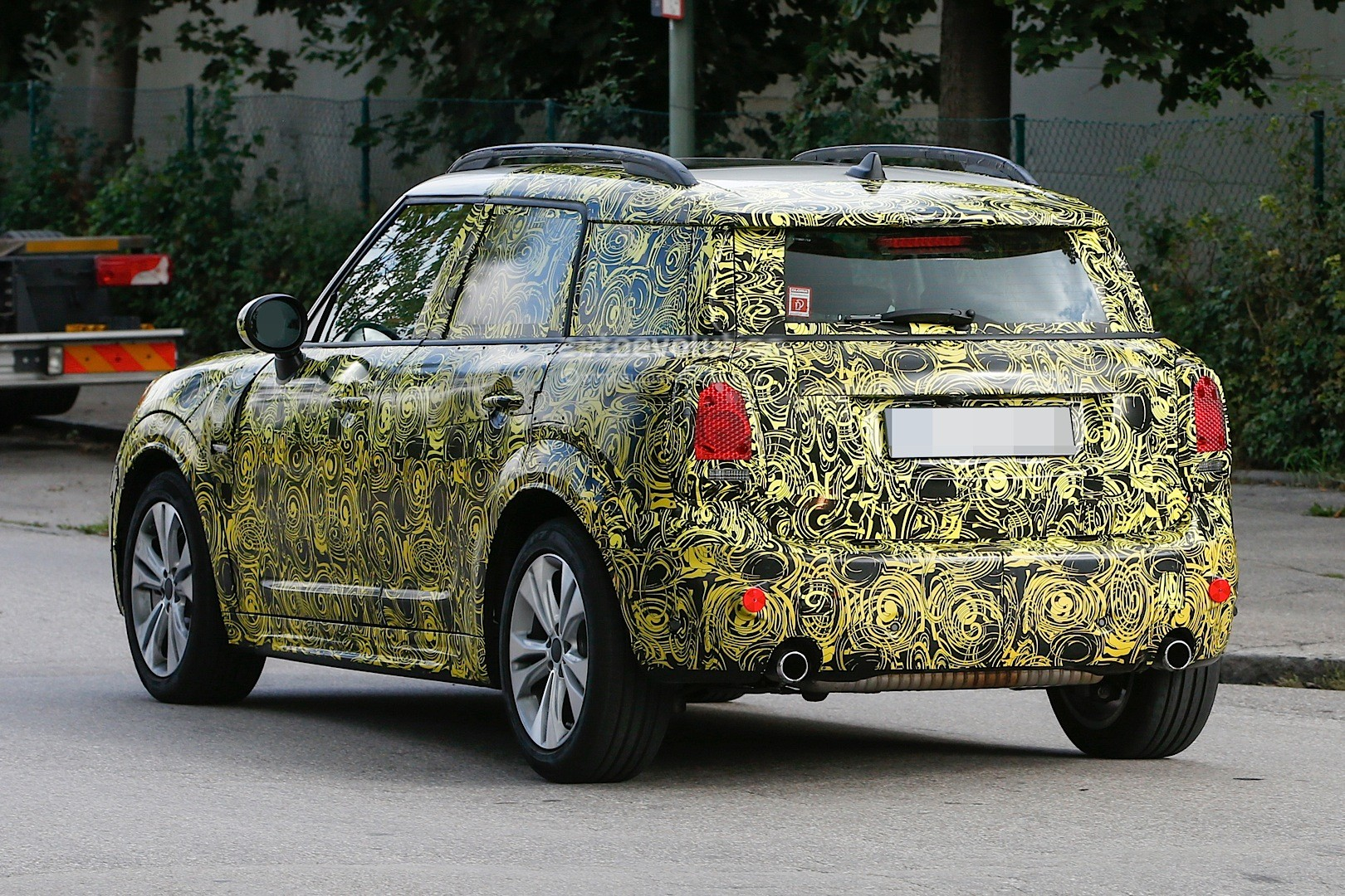 80 A Spy Shots Mini Countryman New Review