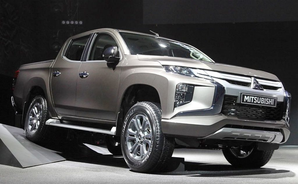80 All New 2019 Mitsubishi L200 Exterior