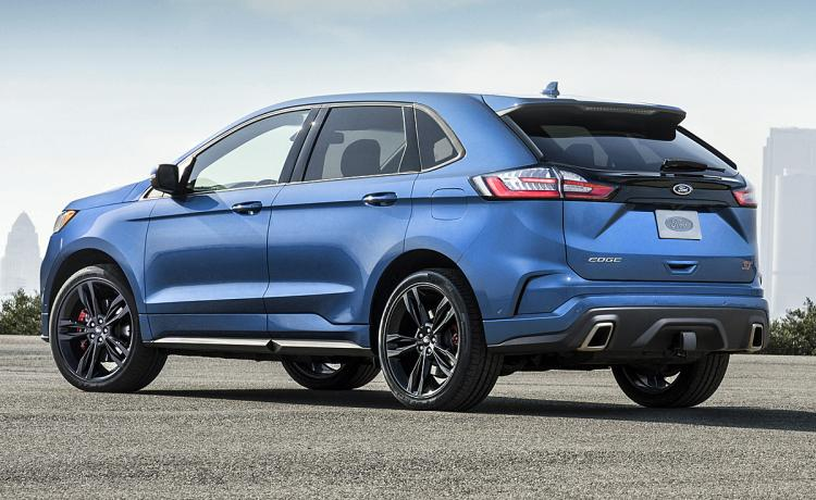 80 All New 2020 Ford Edge First Drive