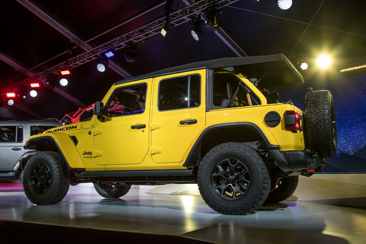 80 All New 2020 The Jeep Wrangler Reviews