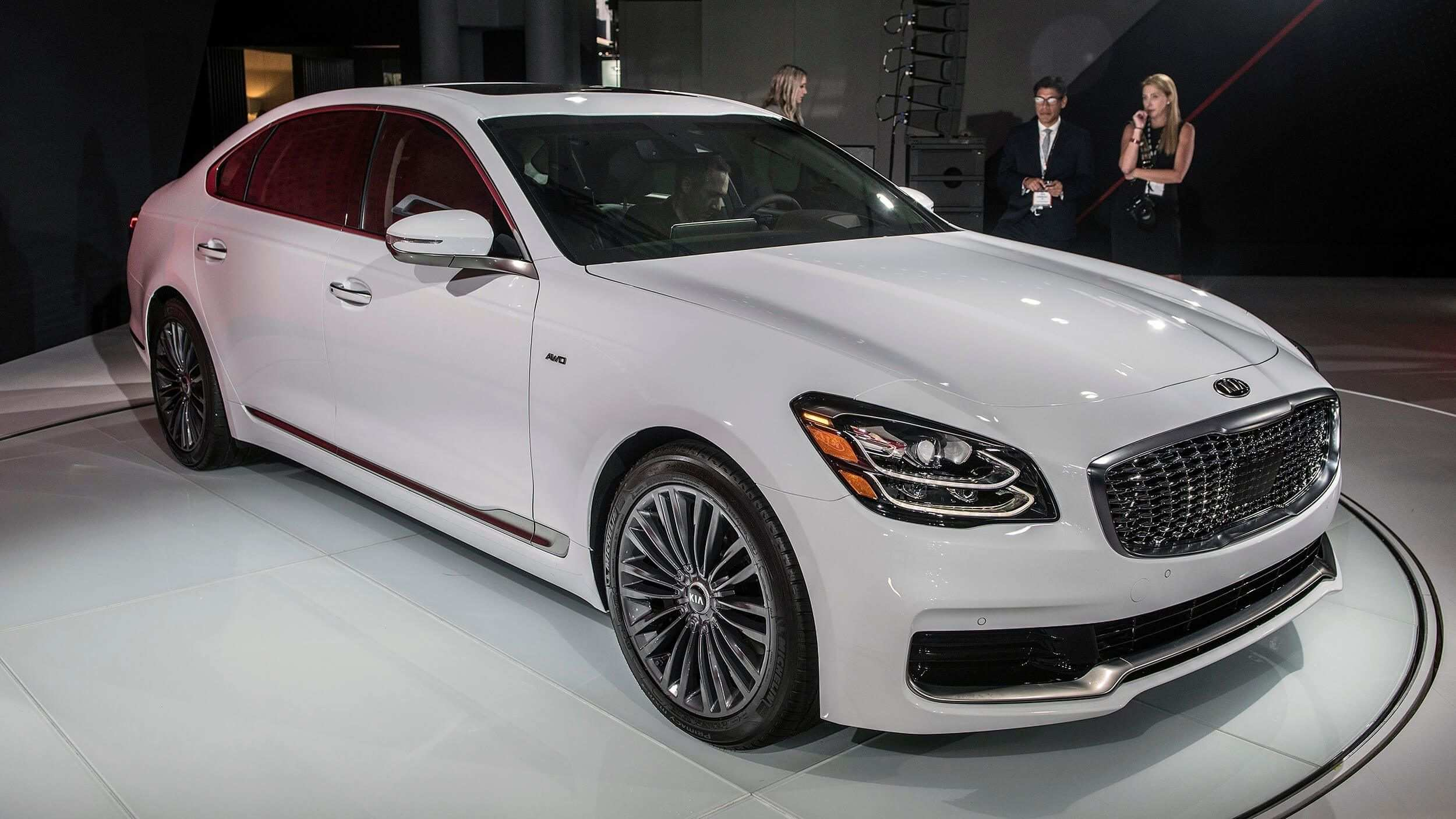 80 Best 2020 Kia K900 Spy Shoot