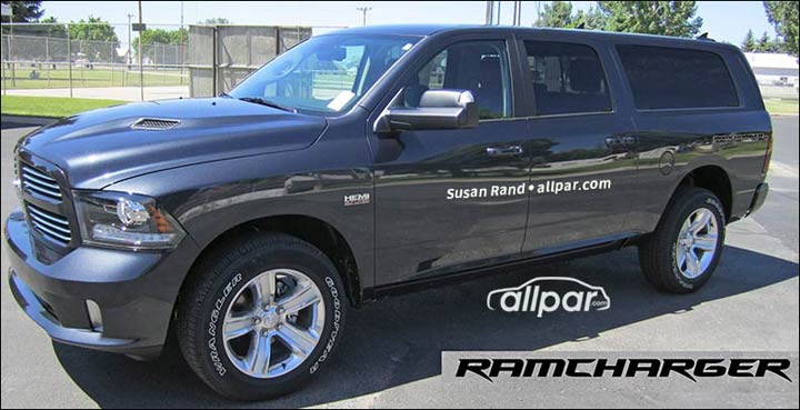 80 New 2019 Ramcharger Performance
