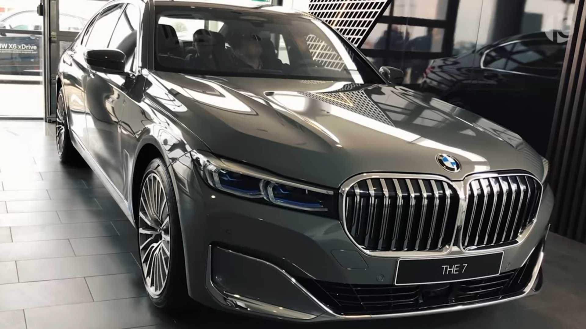 80 New 2020 BMW 750Li Picture