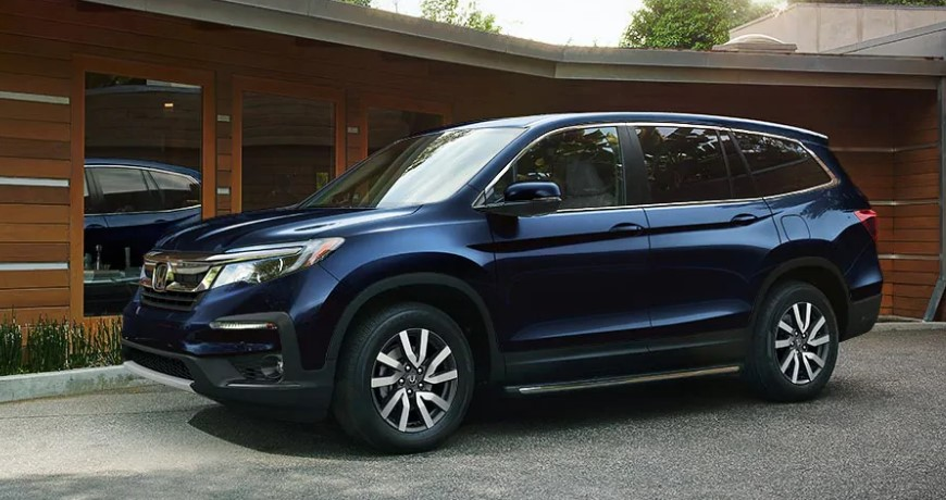 80 New 2020 Honda Pilot Research New