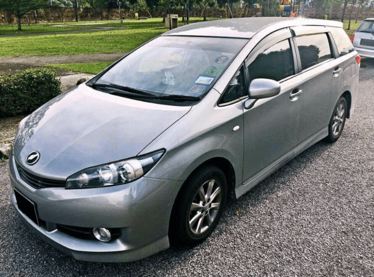 80 New 2020 New Toyota Wish Specs and Review