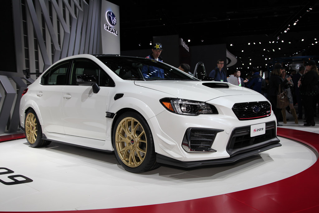 80 New 2020 Subaru WRX STI Pictures