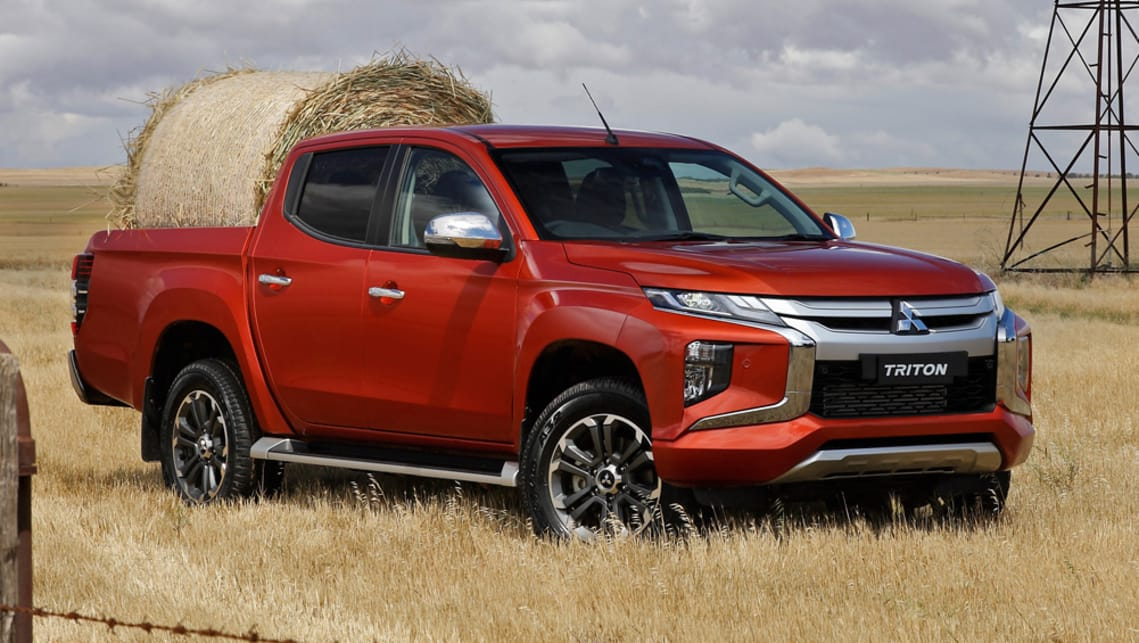 80 The 2019 Mitsubishi L200 Pictures