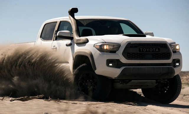 80 The 2019 Toyota Tacoma Diesel New Model and Performance