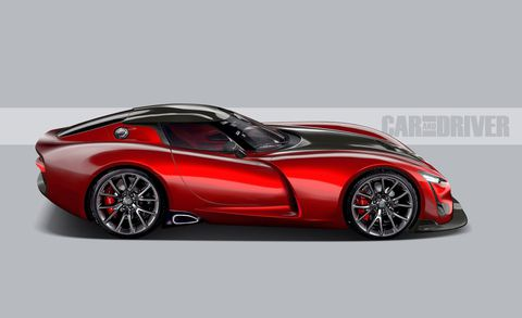 80 The 2020 Dodge Viper Roadster Overview
