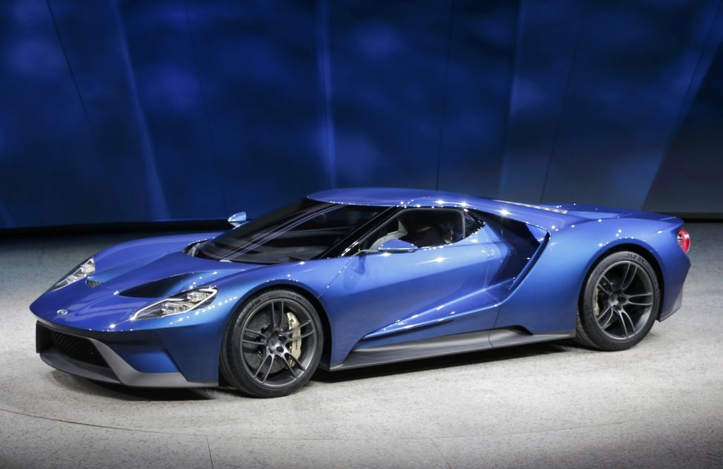 80 The 2020 Ford GT40 Configurations