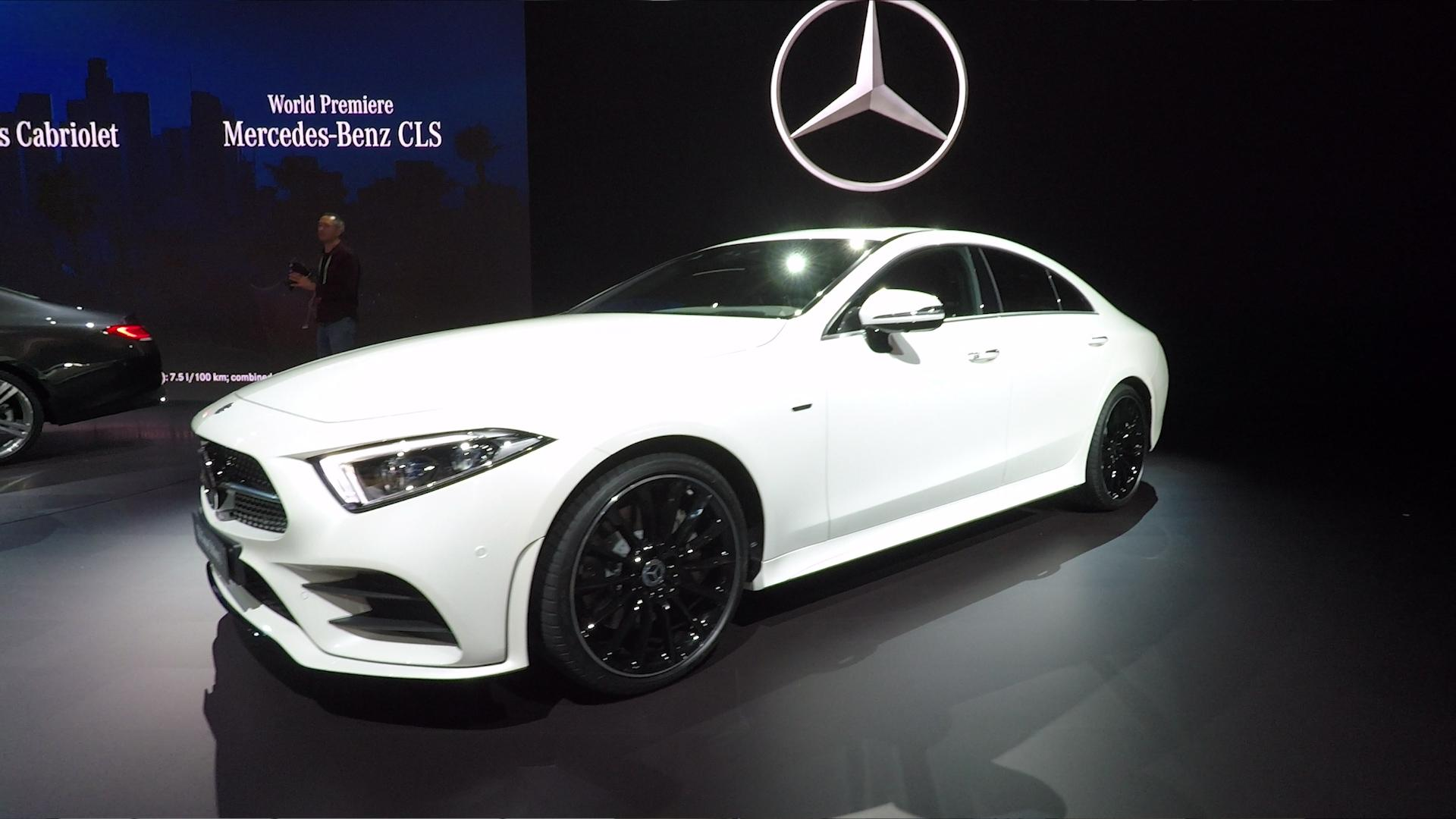 80 The 2020 Mercedes Cls Class New Concept