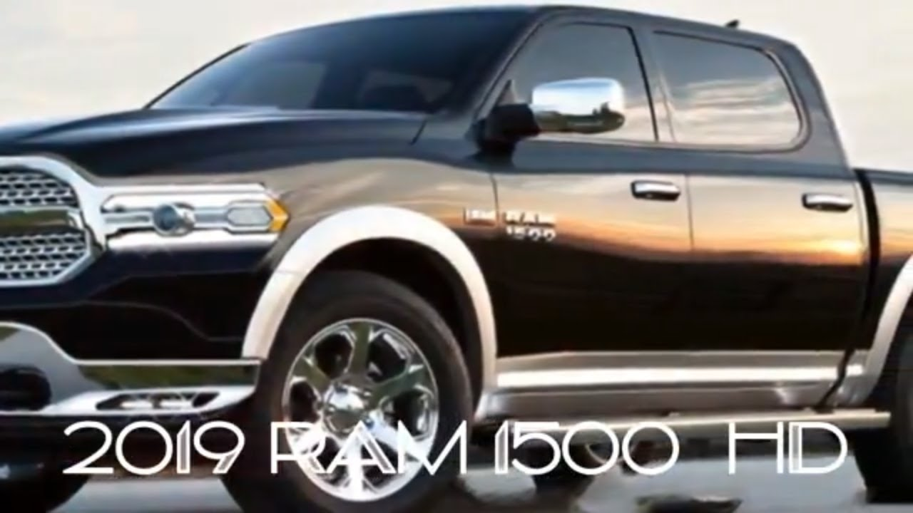 80 The 2020 RAM 1500 Rumors