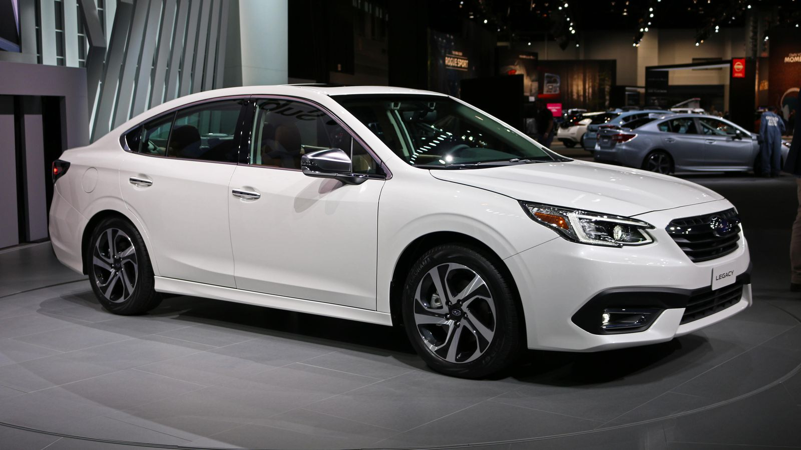80 The 2020 Subaru Legacy Turbo Gt Style