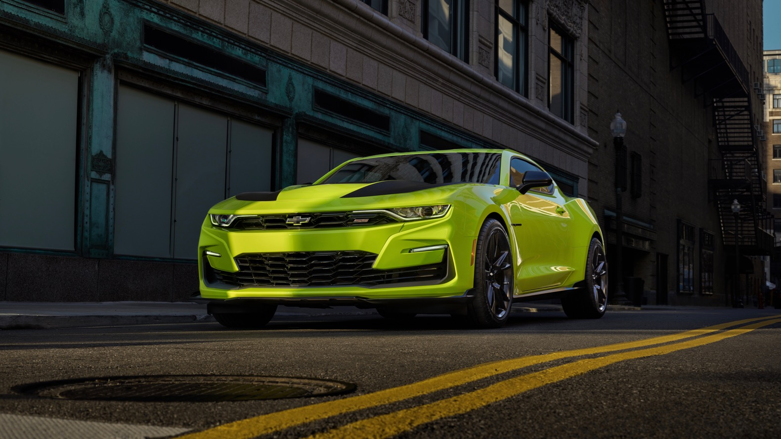 80 The 2020 The Camaro Ss Redesign and Review