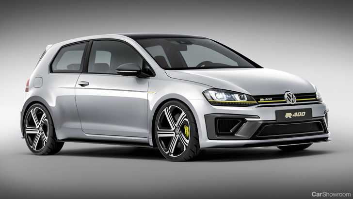 80 The 2020 Volkswagen Golf R Spy Shoot