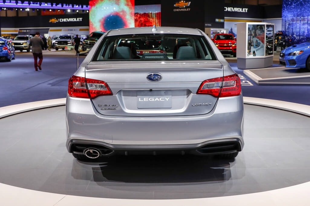 80 The Best 2019 Subaru Legacy Turbo Gt Release
